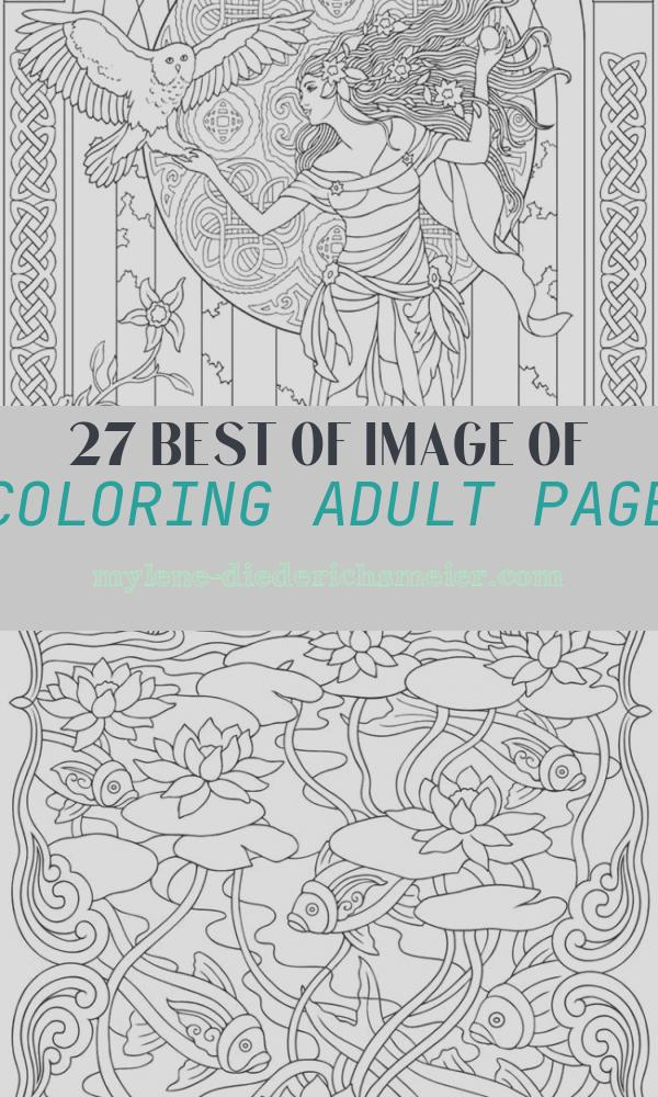 Coloring Adult Page Lovely Grown Up Coloring Pages Free Printable Grown Up Coloring