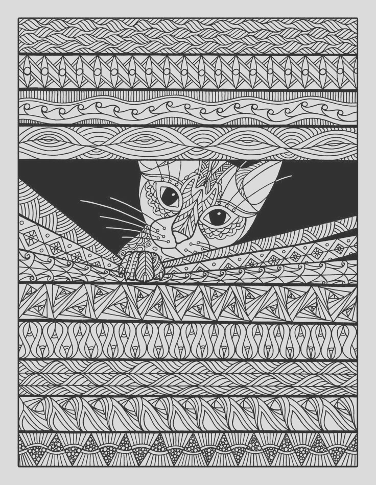 art projects zentangle animals