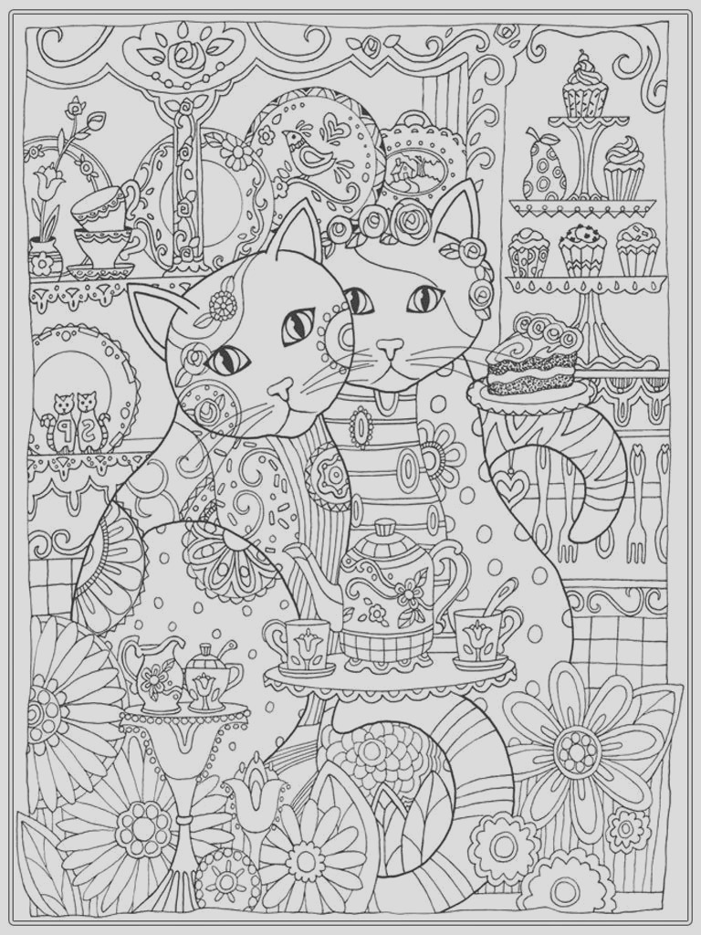 unique very detailed coloring pages