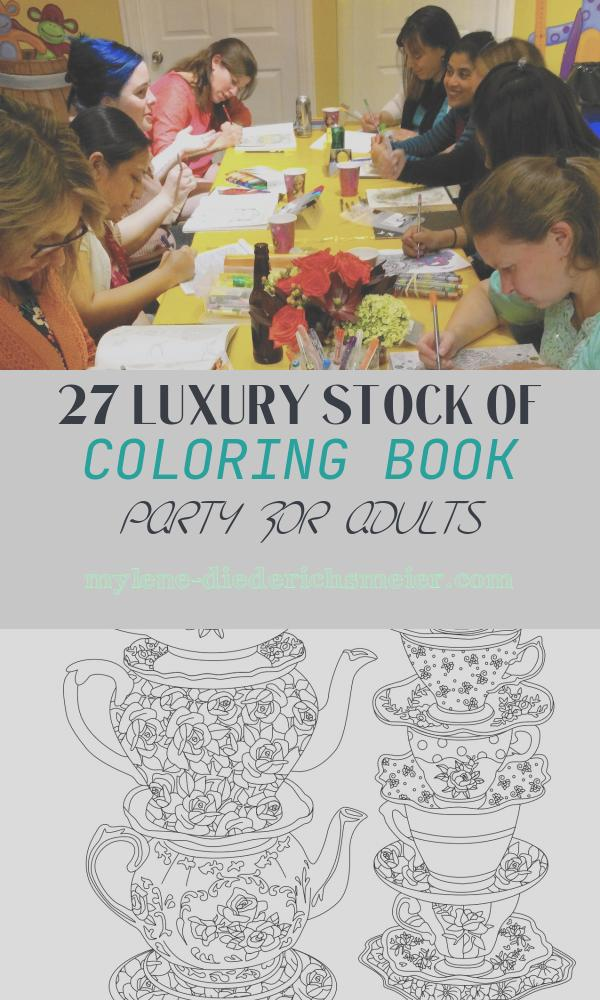 Coloring Book Party for Adults Lovely Adults are Coloring Again and Sales Of Coloring Books for