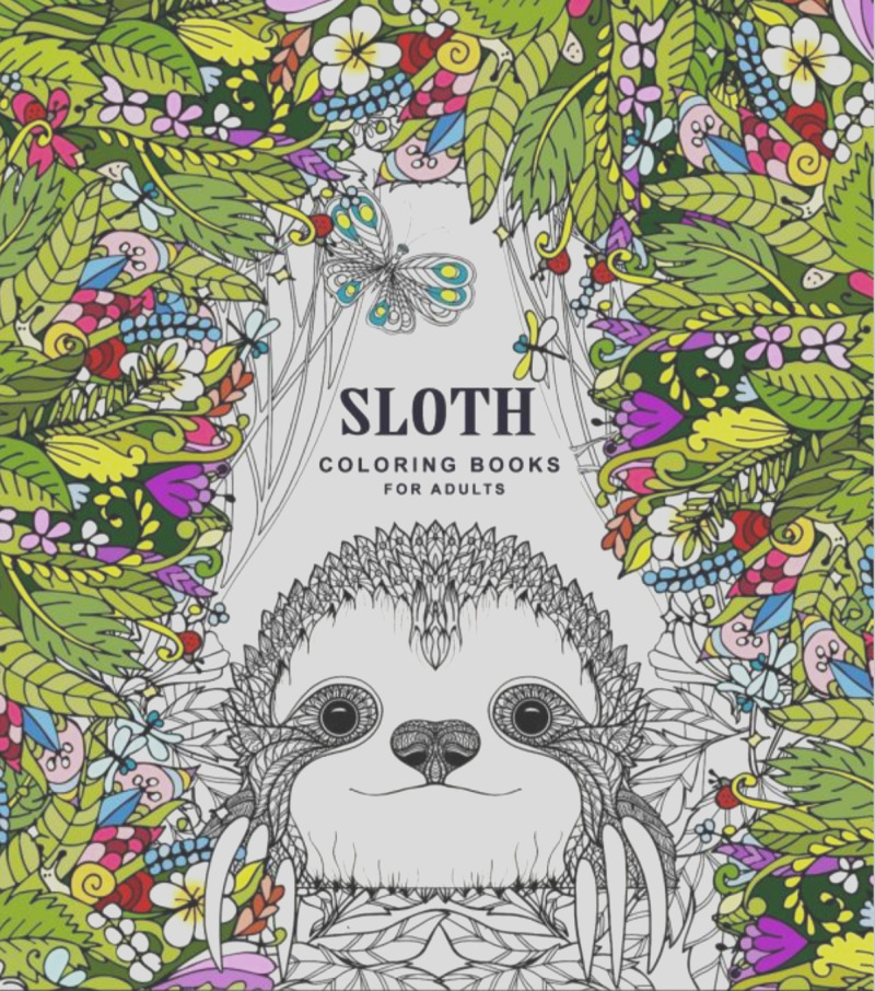 great ts for the sloth lover