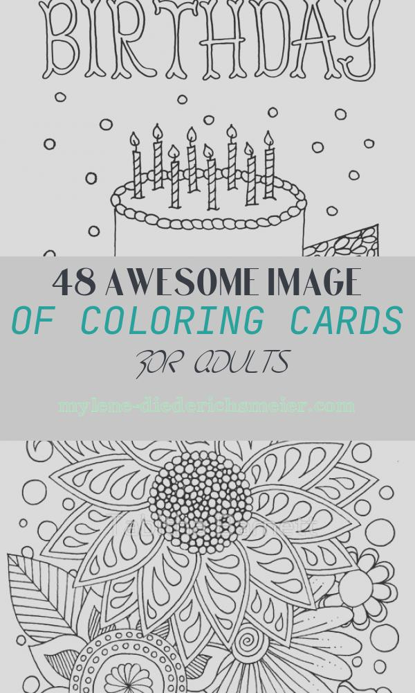 Coloring Cards for Adults Awesome Free Downloadable Adult Coloring Greeting Cards