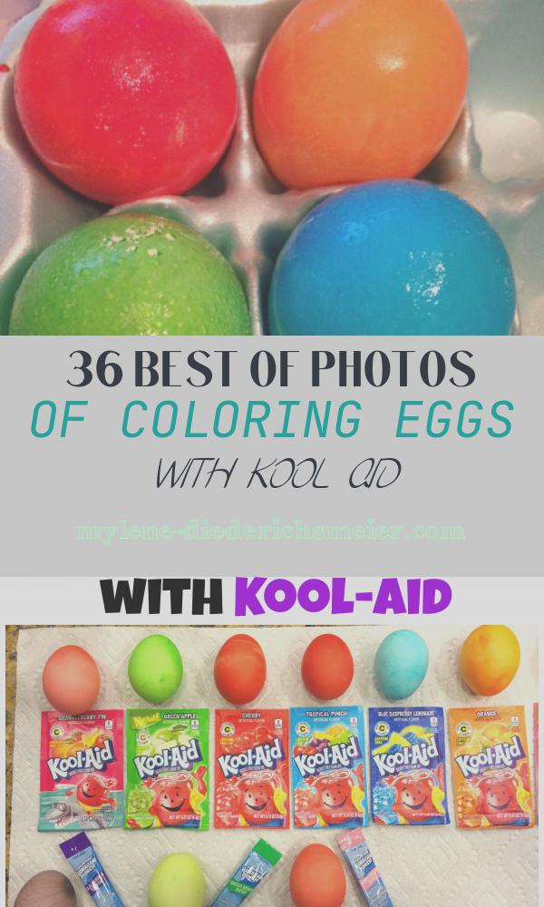 Coloring Eggs with Kool Aid Beautiful How to Dye Easter Eggs with Kool Aid Lessons for Little