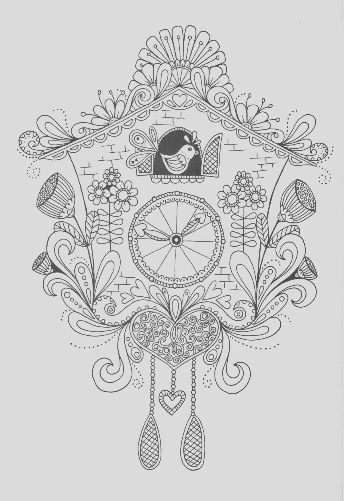 Coloring Groups for Adults Elegant Adult Coloring Page
