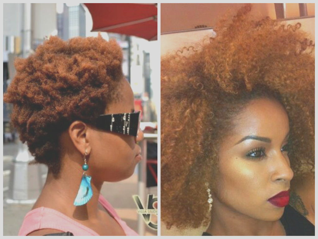 red hair color ideas black women