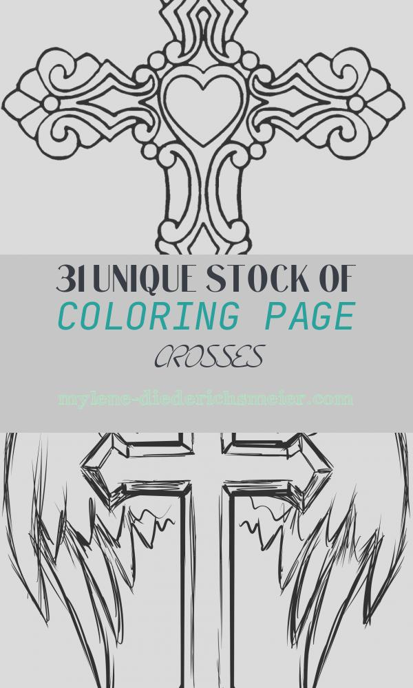 Coloring Page Crosses Fresh Learning to Love Our Family First Churches Of