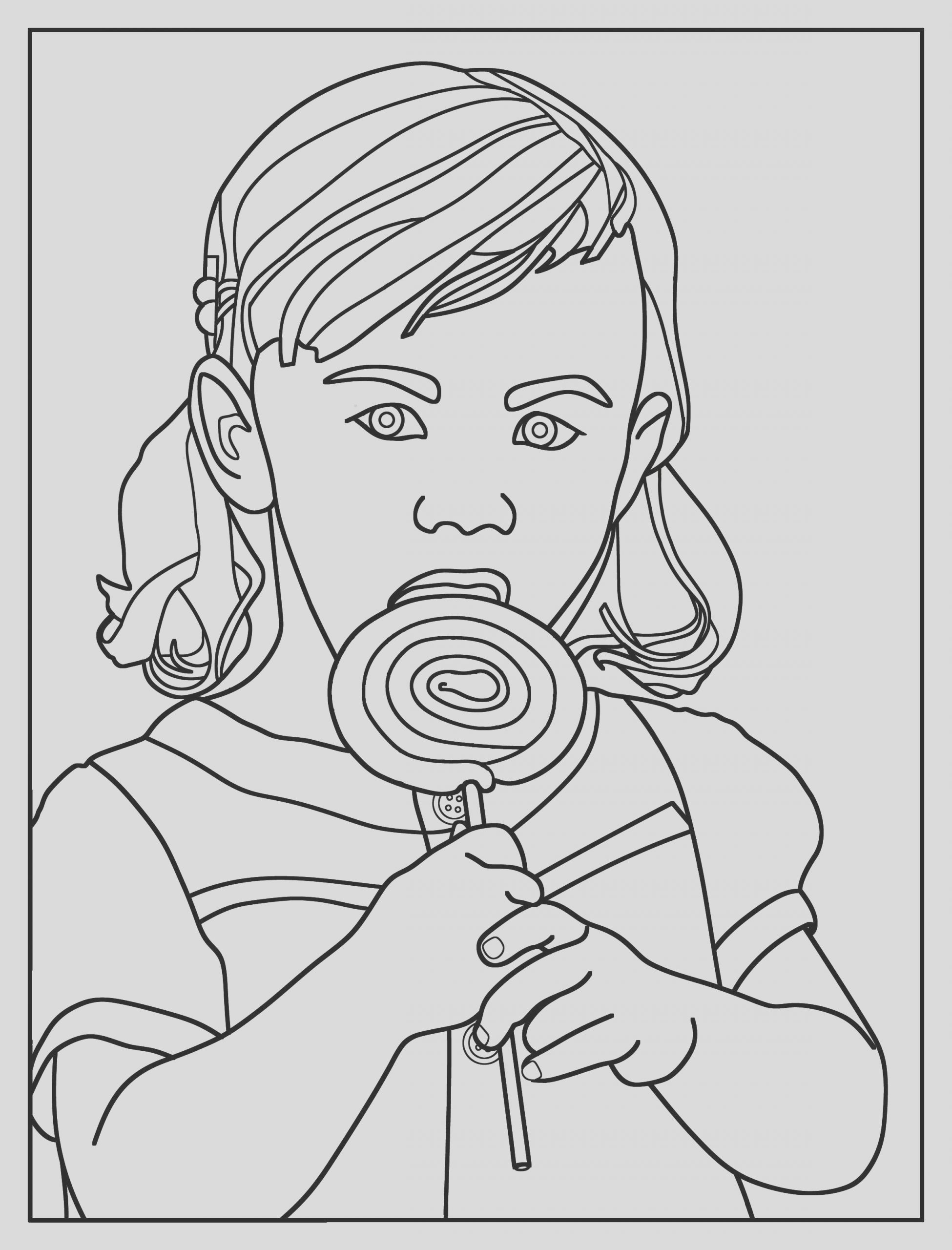lipop coloring pages