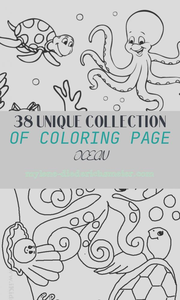 Coloring Page Ocean Fresh Free Printable Ocean Coloring Pages for Kids