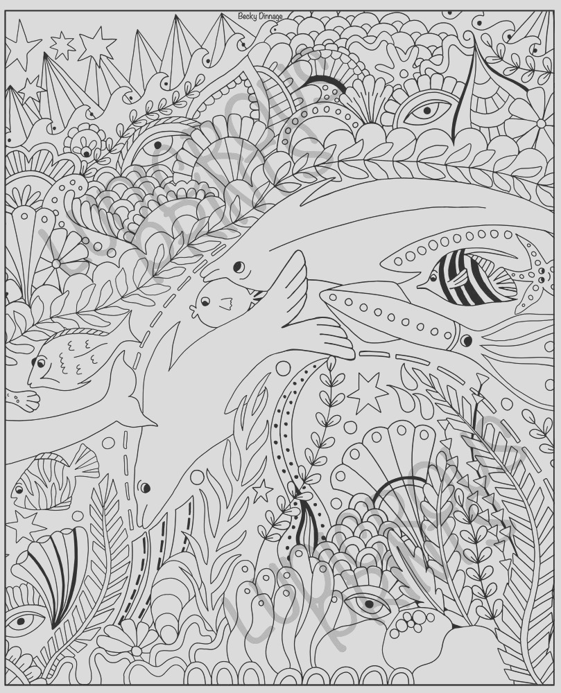 colouring pages for adults coloring