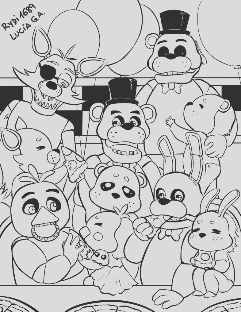 Family Nights at Freddy s