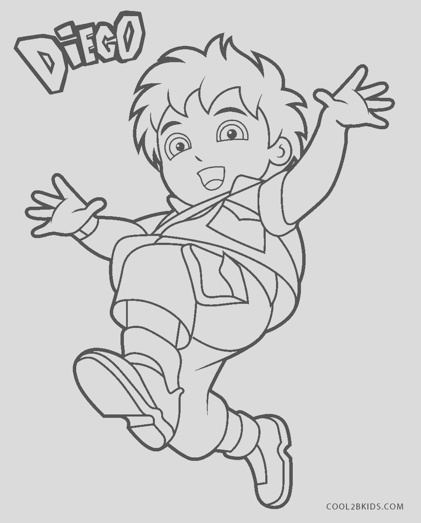 go coloring pages