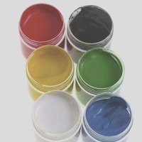 how color resin