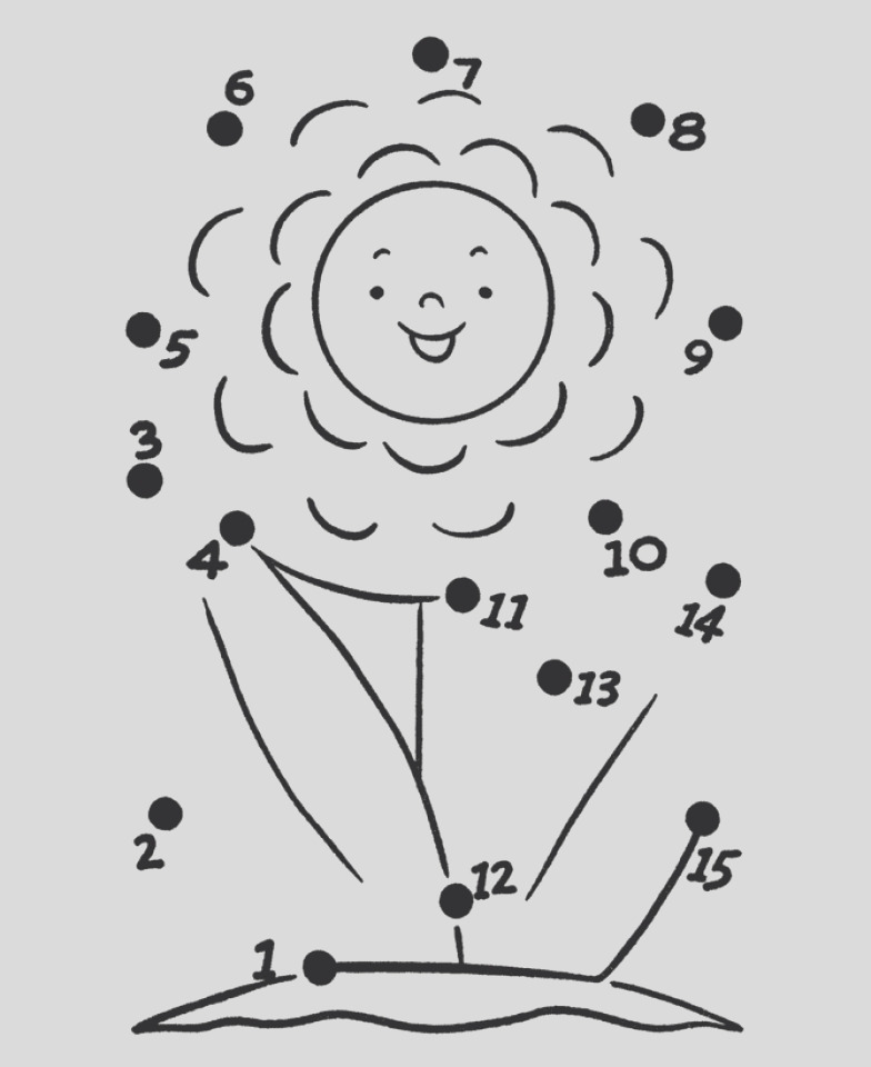 free connect the dots coloring pages