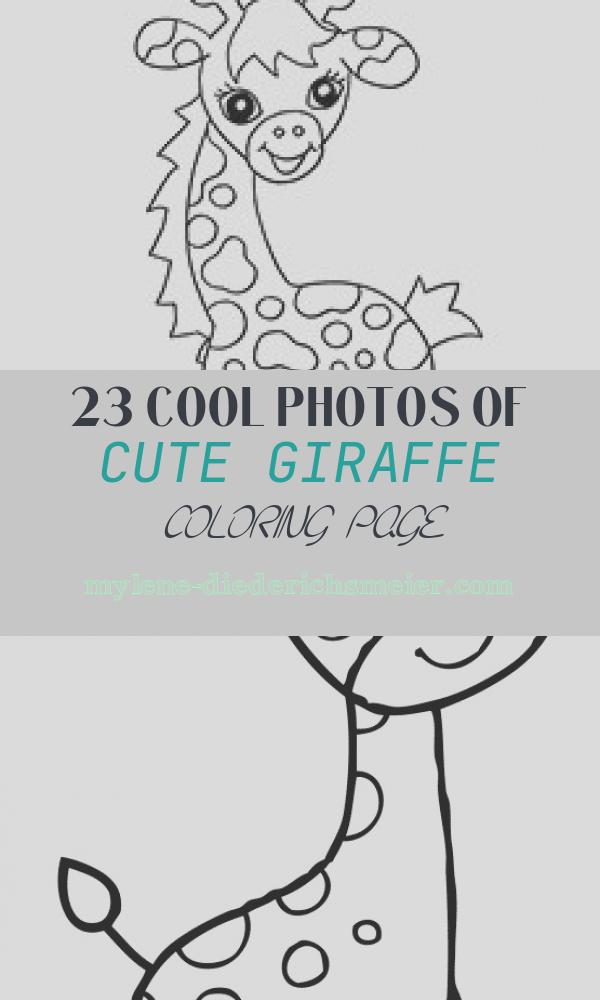 Cute Giraffe Coloring Page Best Of top 20 Free Printable Giraffe Coloring Pages Line