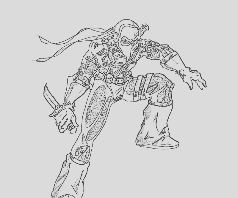 dc coloring pages