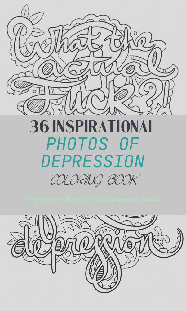 Depression Coloring Book Best Of Depression Coloring Pages at Getcolorings