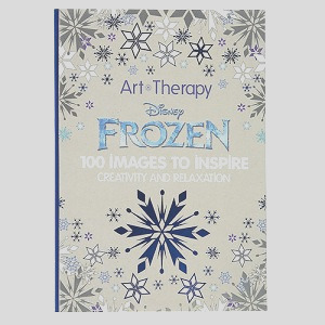 Disney Adult Coloring Book Frozen Art Therapy Book p