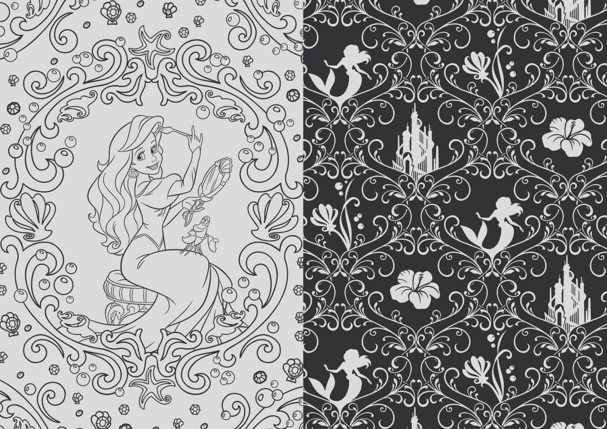Disney Art therapy Coloring Book Lovely Disney Adult Coloring Books Baby to Boomer Lifestyle