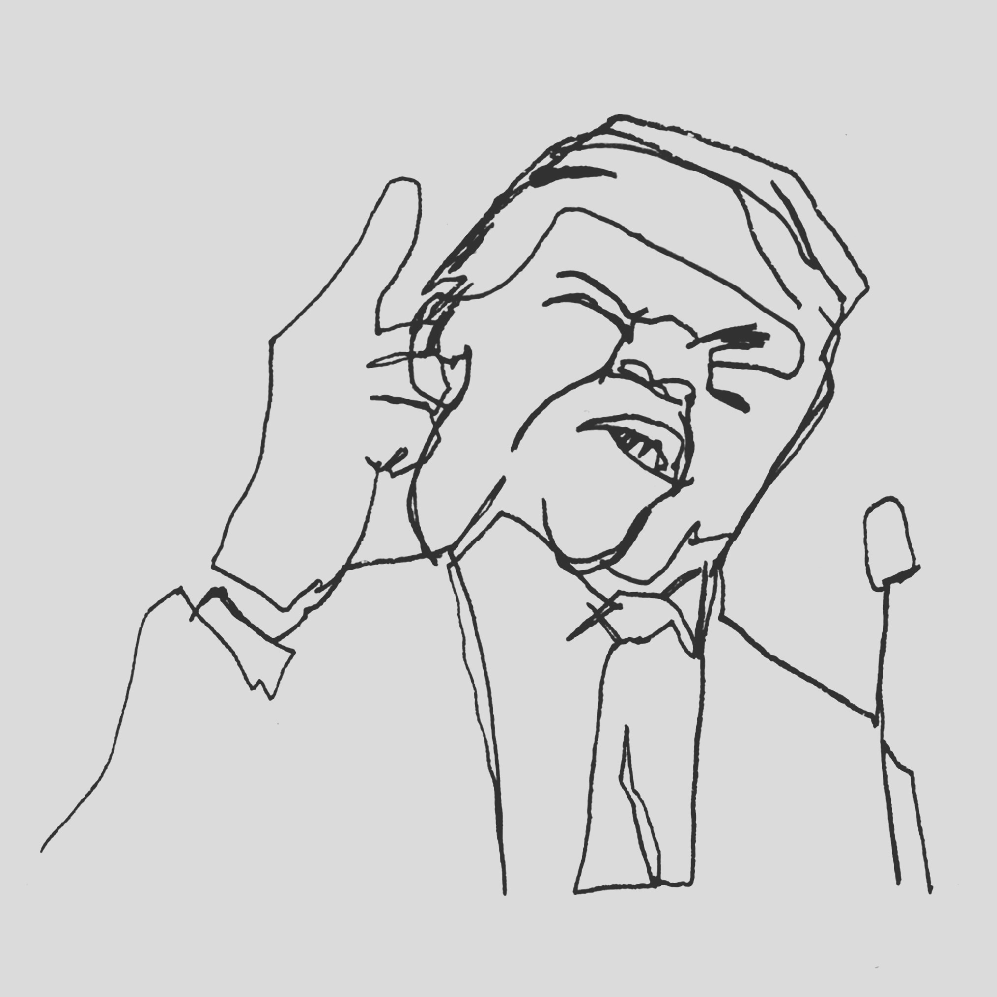 trump coloring pages