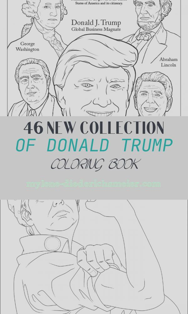 Donald Trump Coloring Book Lovely New Trump Coloring Book Lets You Find the Perfect Crayon