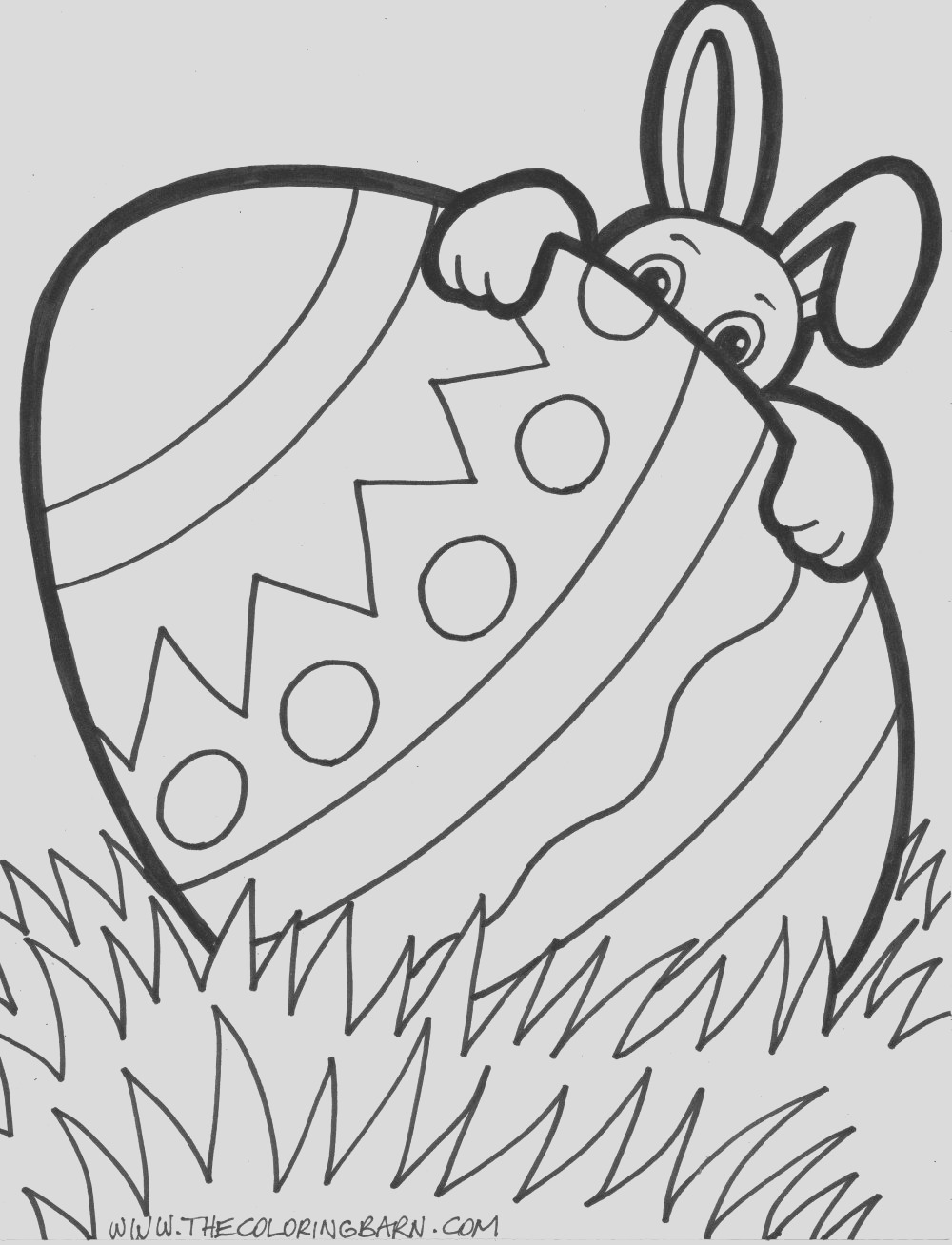 easter coloring pages 17 2