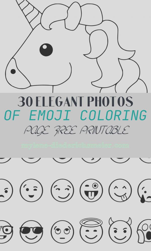 Emoji Coloring Page Free Printable Best Of Free Printable Emoji Coloring Pages