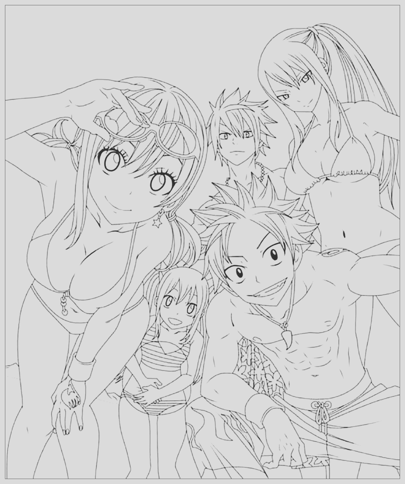 image=fairy tail coloring pages for children fairy tail 1