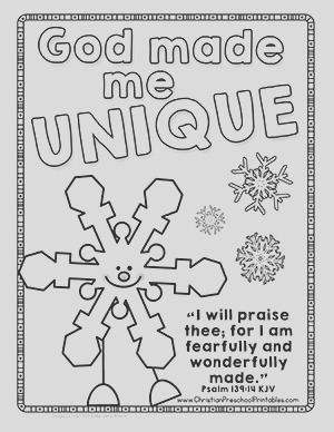 i am wonderfully made coloring sheet sketch templates