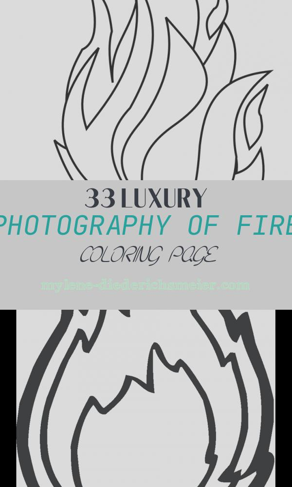 Fire Coloring Page Elegant Fire Coloring Pages Best Coloring Pages for Kids