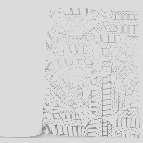 adult coloring books set of 4 floral grown up colouring book
