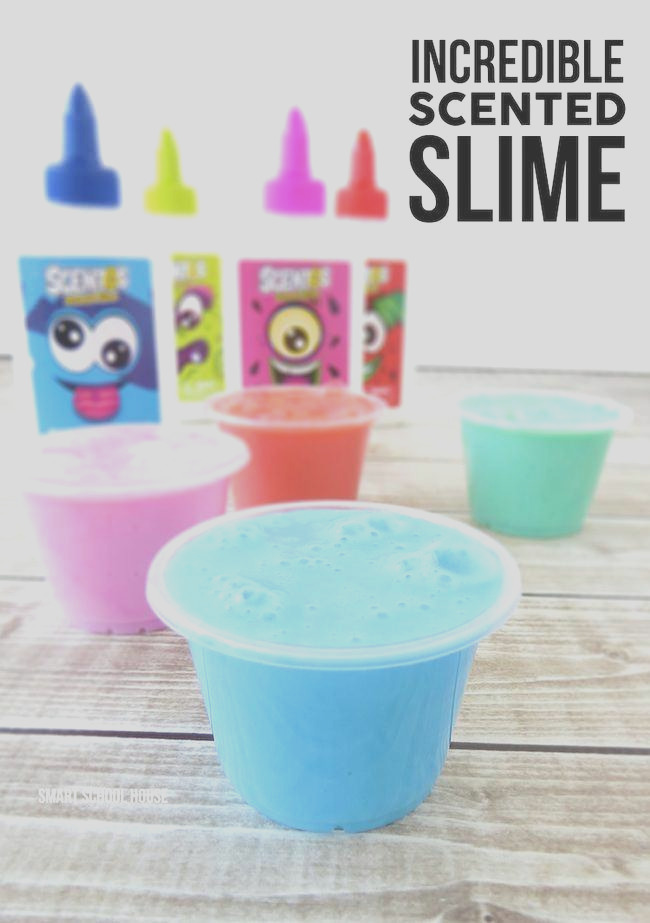 easy recipes to make slime