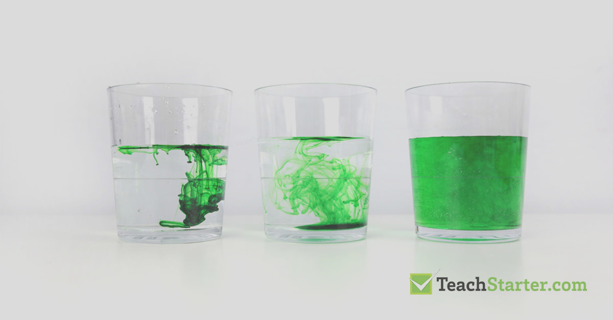 science experiments for kids water density temperature