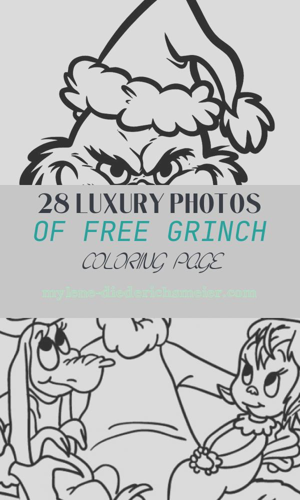 Free Grinch Coloring Page Unique the Grinch the Grinch Kids Coloring Pages