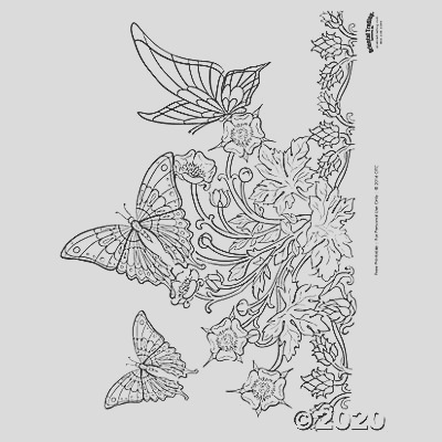 butterfly adult coloring page free printable a2 fltr