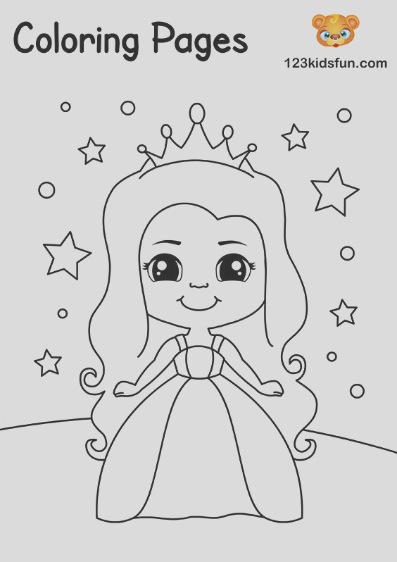 free coloring pages for girls and boys