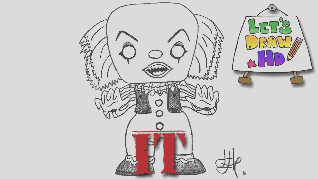 funko pop coloring pages