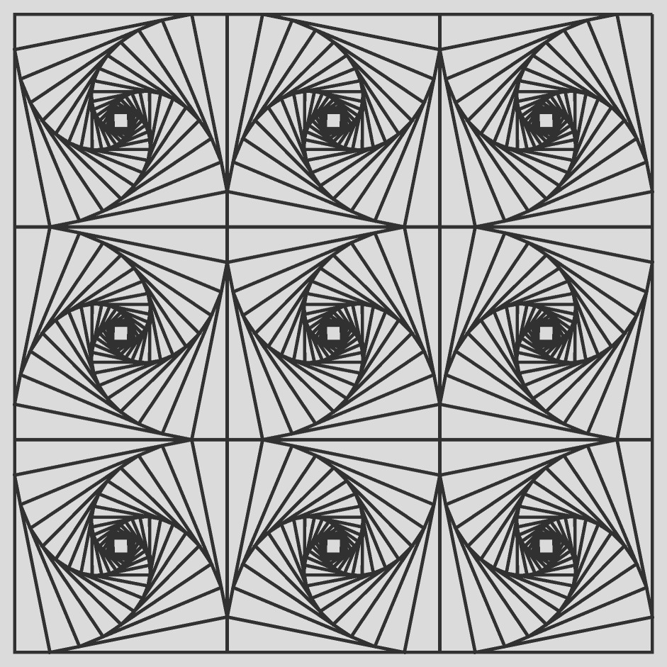geometric free printable coloring pages