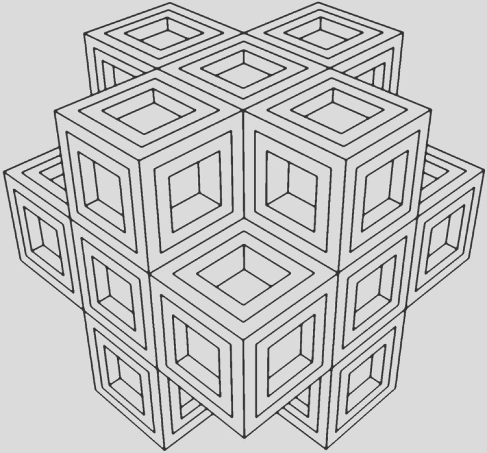 geometric coloring pages free printable