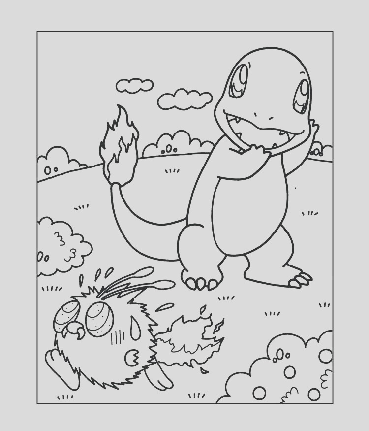 go dog go coloring pages
