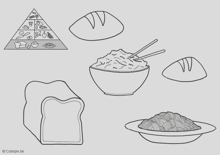 coloring page grain products i5674