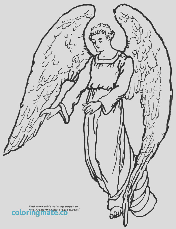 guardian angels coloring pages