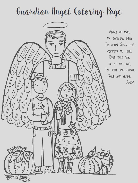 feast day of guardian angels free