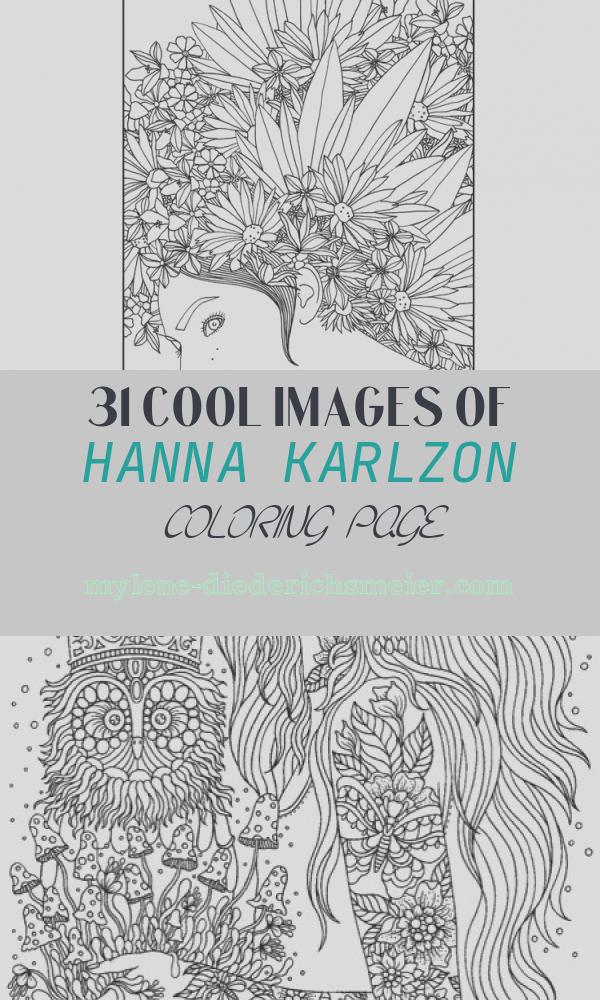 Hanna Karlzon Coloring Page Best Of 19 Best Hanna Karlzon Images On Pinterest
