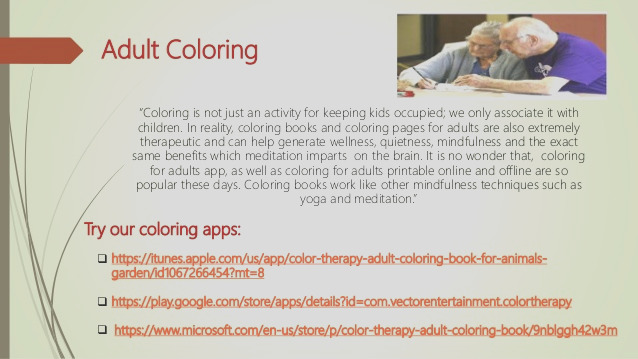 adult coloring book health benefits redefined for google play and apple appstore using glitters gra nts and patterns