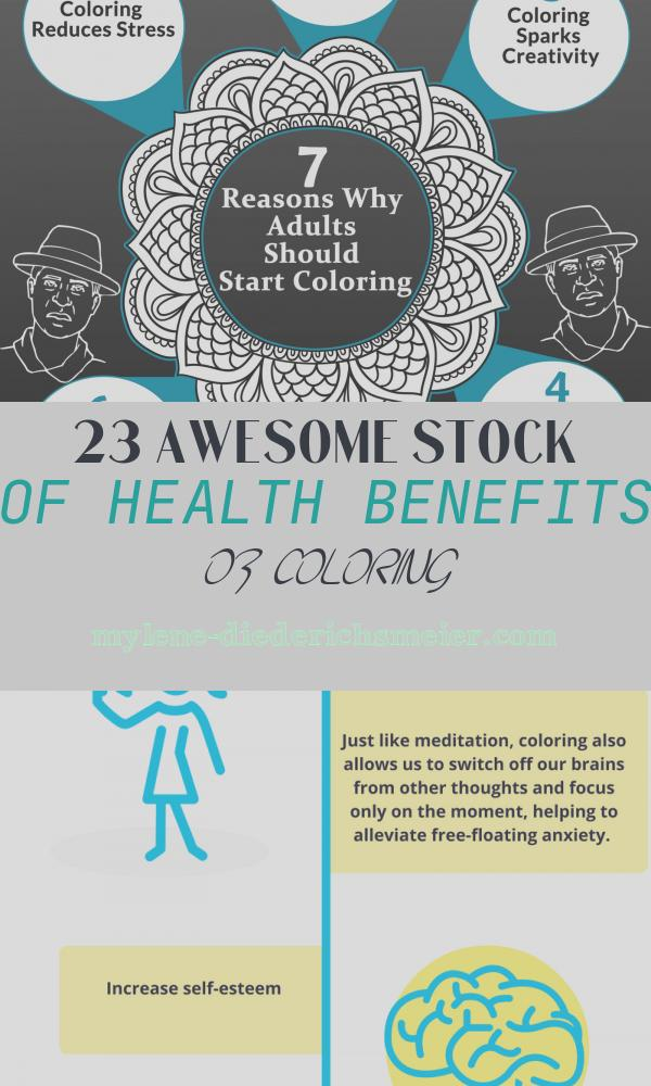 Health Benefits Of Coloring Best Of Adult Coloring Books Benefits are they Real
