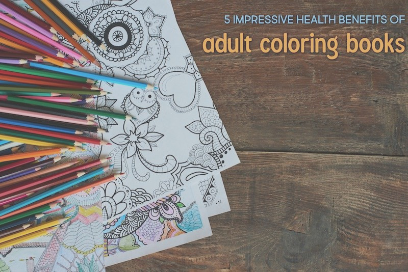 5 reasons coloring is good for your health