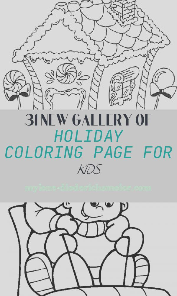 Holiday Coloring Page for Kids Best Of Printable Christmas Coloring Pages