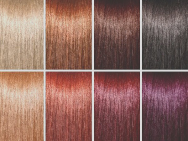 ion demi permanent hair color chart