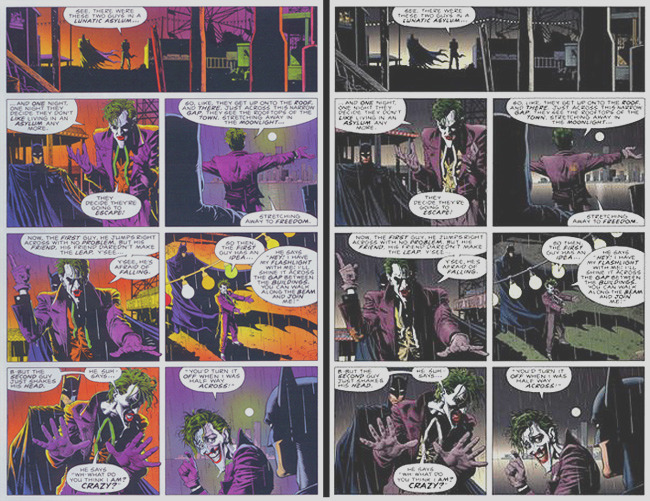 batman killing joke 1988
