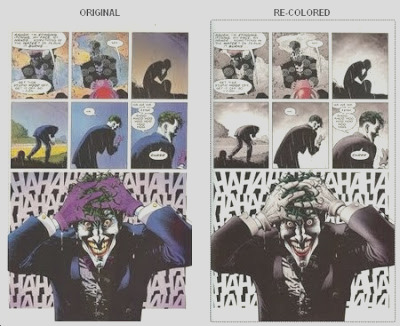 batman killing joke deluxe edition